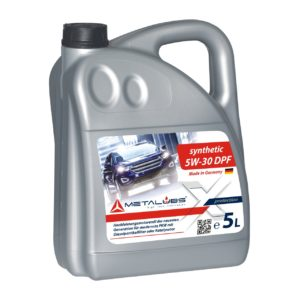 Metalubs Synthetic 5W-30 DPF 5l