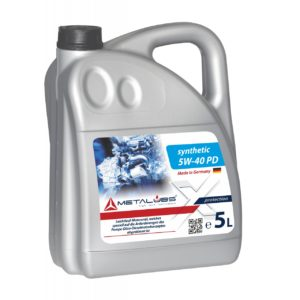 Metalubs Synthetic 5W-40 PD 5l